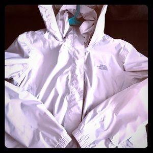 Women's XL North Face lightweight Jacket